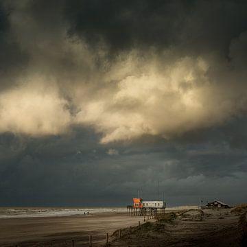 Strand bij Petten - Nederlandse meesters van Keesnan Dogger Fotografie