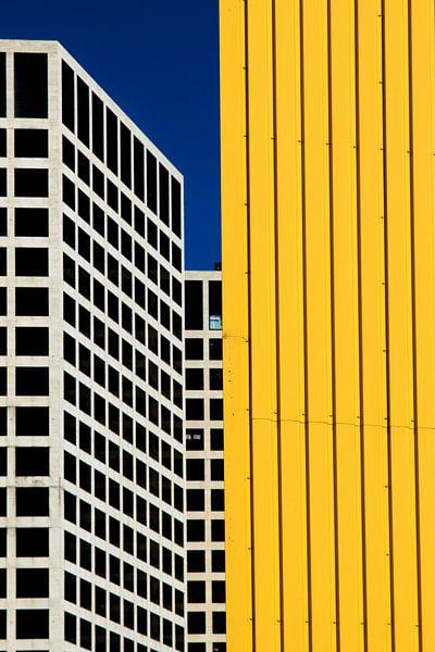 United colors of Rotterdam van Ilya Korzelius