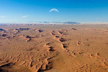 Namib-woestijn in Namibië