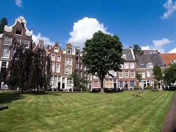 Begijnhof - Amsterdam von Made_ by_Sandy