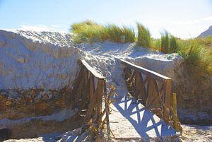 Dune Bridge sur Christiane Behrmann