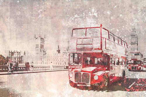 City-Art London Red Buses
