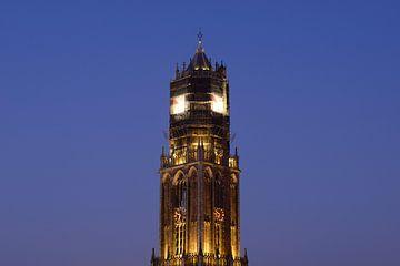 Domtoren van Utrecht sur Donker Utrecht