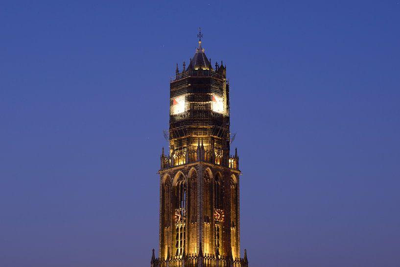 Domtoren van Utrecht van Donker Utrecht
