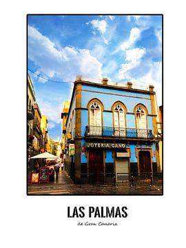 Die Palmen von Gran Canaria von Remco Alberts