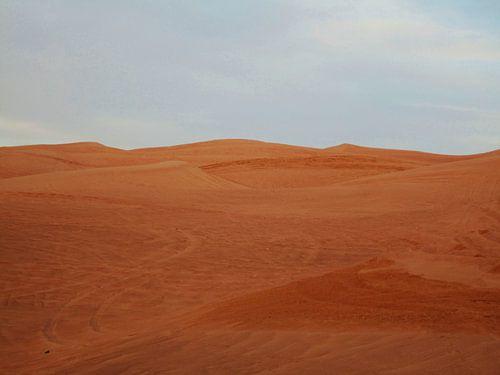 Dubai Woestijn