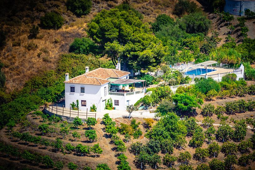 Spaanse villa van Bernardine de Laat