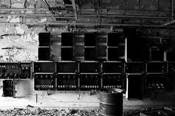 Stroomkasten von Livay Consemulder