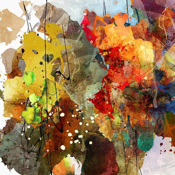 nazomer colors van Andreas Wemmje
