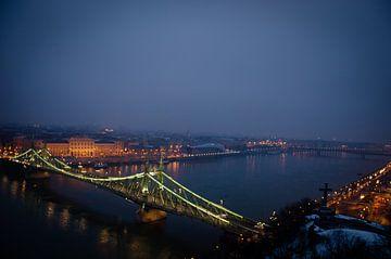 Budapest Bridge sur Olivier Van Acker