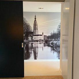 Photo de nos clients: Reflectie Breda Spanjaardsgat sur JPWFoto, sur fond d'écran
