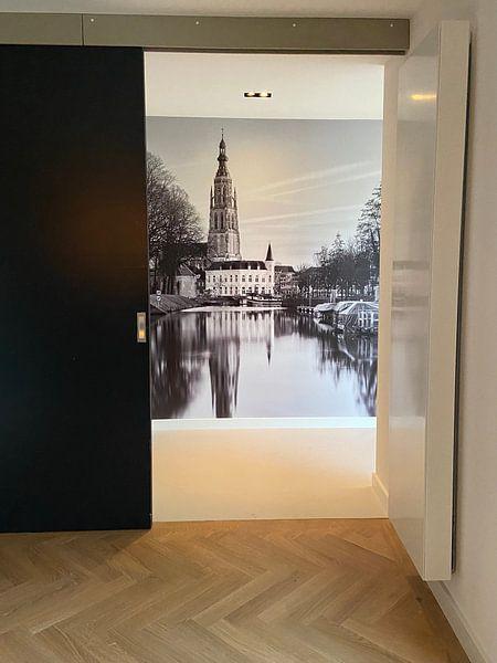 Klantfoto: Reflectie Breda Spanjaardsgat van JPWFoto
