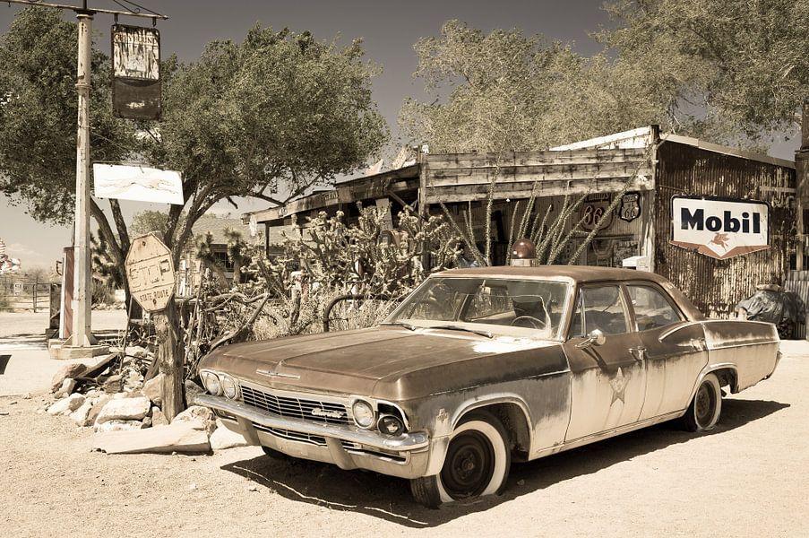 Chevrolet, antieke auto