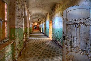 Colorful corridor von Robin Boer