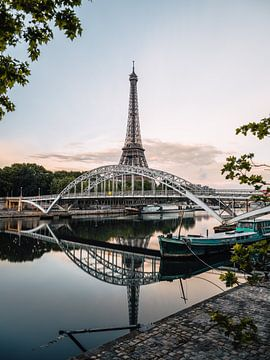 Paris, Eiffelturm, Frankreich von Lorena Cirstea