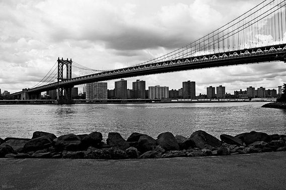 new york city ... manhattan bridge I