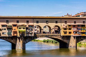 Ponte Vecchio van Ronne Vinkx