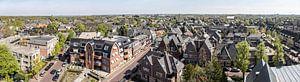 Het oude dorp van Huizen  *panorama