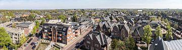 Het oude dorp van Huizen  *panorama  von Vincent Snoek