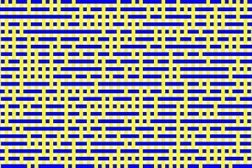Onder en boven. 3:2 18x12 18x12 Random #02 YB. van Gerhard Haberern