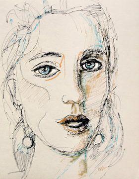 Aan het wachten van ART Eva Maria