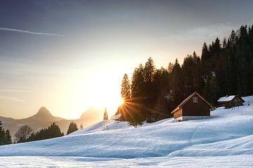 Winterwunderland Schweiz