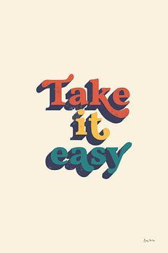 Take It Easy Modern Retro, Becky Thorns van Wild Apple