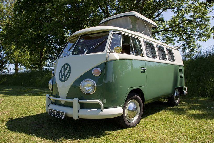 VW-busje T1 camper van Jolanda van Eek