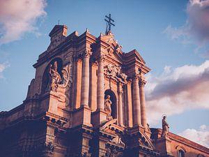 Kathedraal van Syracuse (Sicilië)