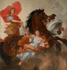 Apollon und Aurora, Gerard de Lairesse
