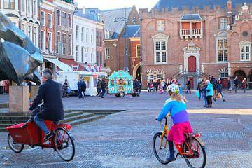 Haarlem Grote Markt van Marian Klerx