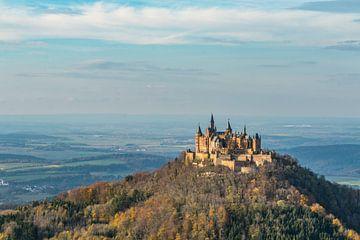 Burg Hohenzollern in Bissingen von Ramon Lucas