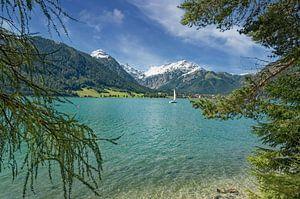Achensee avec vue sur Pertisau sur Peter Eckert