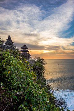 Zonsondergang op Bali  von Thea.Photo