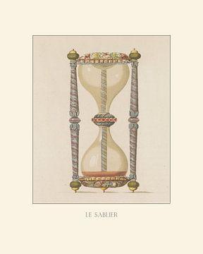 Le sablier - die Sanduhr von NOONY