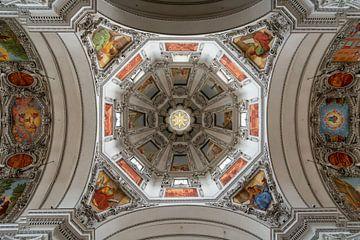 Kerk plafond van Jaco Verheul