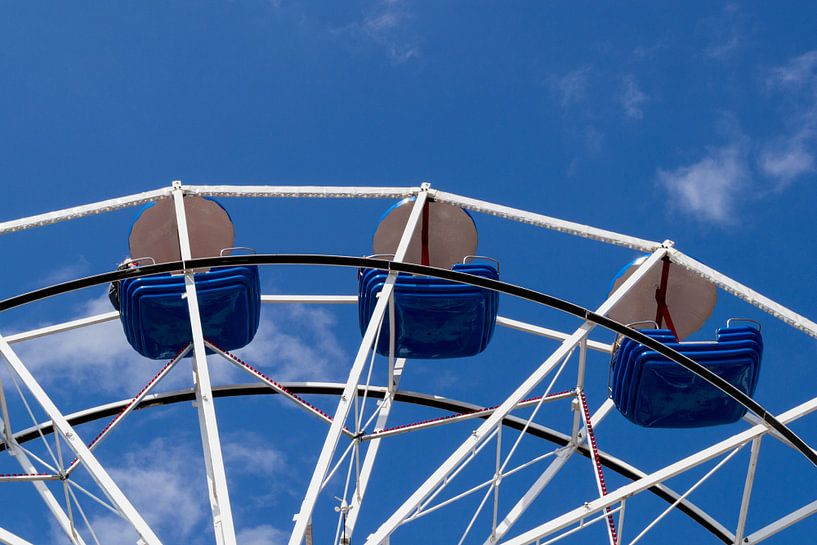 grande roue roue panoramique sur Tim Groeneveld