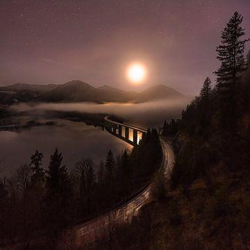 Faller-Klamm-Brücke von Denis Feiner
