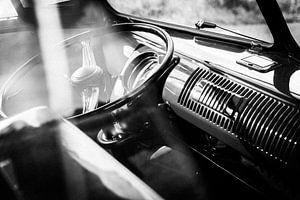1959 Volkswagen T1 interieur