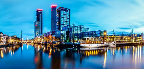 Leeuwarden, skyline van
