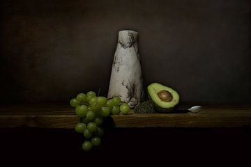 Groen met pit. van Marije Zuidweg