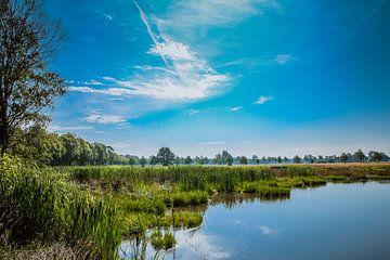 Meer onder een blauwe hemel von Stedom Fotografie