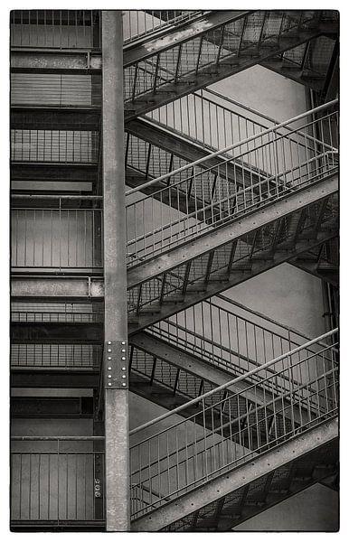 trappen van Edwin Hunter