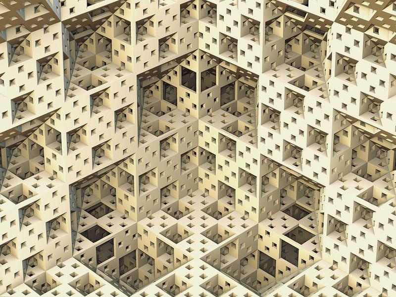 Het gebouw van Tim Abeln