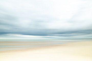 Abstract Seascape van Marion Raaijmakers