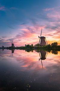 Sunrise Kinderdijk 13