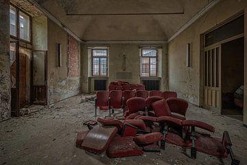 Cinema van Pearls from the past