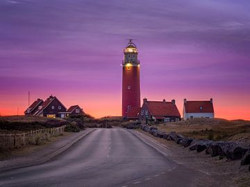 Lighthouse Texel  sur Roelie Steinmann