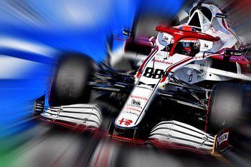 Robert Kubica - Formule Een van DeVerviers