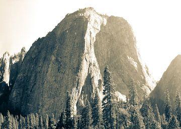 El Capitan Yosemity NP van Vanmeurs fotografie